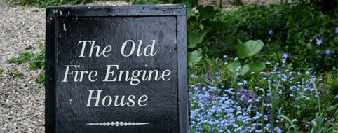The Old Fire Engine House - Contact